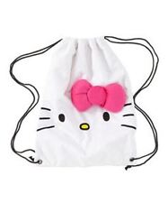 Loungefly Hello Kitty Cinch Bag Backpack w/ Pink Bow