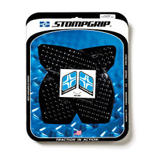 STOMP GRIP Traction Pad Tank Kit KAWASAKI NINJA 650 ER-6F/6N 2012-2016 (Black)
