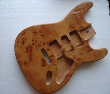Personality electric guitar body Excellent handcraft for Repair parts
