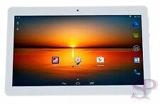 "10.1"" Android 5.1 Tablet PCs Sim 16GB OCTA CORE 2GB RAM Cam Unlocked Wh1601"