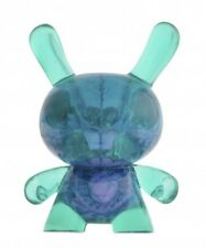 """5"""" Infected Dunny by Scott Wilkowski Teal & Blue/Purple LE of 10"""