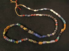 Antike Glasperlen Murano Amsterdam Antique Dutch Venetian trade beads E Afrozip
