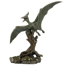 "8"" Pteranodon Dinosaur Statue Collectible Figurine Figure Prehistoric Animal"