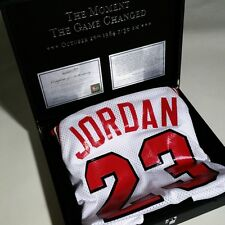 100% Authentic Michael Jordan Mitchell Ness Collector Limited Edition Jersey 44
