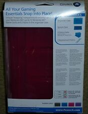NINTENDO DSi OFFICIAL ACCESSORY PACK BRAND NEW! in Pink Console Game Case Stylus