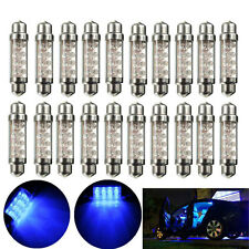 Universal 42mm 8 LED Auto Car Interior Light Festoon Reading Lamp Bulb