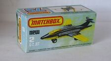 Repro Box Matchbox Superfast Nr. 2 S-2 Jet