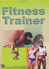 FITNESS TRAINER - Exercise Nutrition Planning Tools Healthy Lifestyle Software
