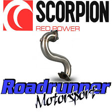 "Scorpion SVXC062 Astra VXR J MK6 3"" De-Cat Turbo Downpipe Stainless Exhaust"