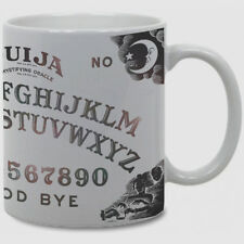 CLASSIC OUIJA BOARD COFFEE MUG!!! occult vintage oddities witch vintage goth mod
