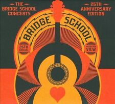 1 CENT CD VA The Bridge School Concerts: 25th Anniversary Edition metallica