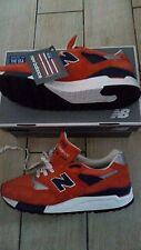 new balance trainers m998ctl trainers brand new in box size uk 10