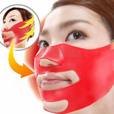 PRO V Face Lift Up Chin Cheek Slimming Anti Wrinkle Mask Thin Belt Strap Band