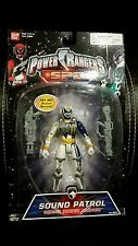 Power Rangers lot SPD Omega and Shadow Sound Patrol Figures New Rare!