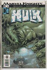Marvel Comics Incredible Hulk Vol 2 #70 June 2004 NM