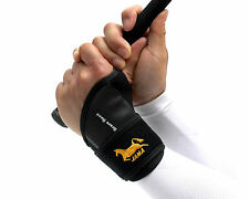 Golf Swing Trainer Wrist Brace Band Cocking Swing Orbit Training Guide Aid Tools