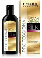 Eveline Argan Oi Keratin Liquid Silk Shampoo 8 in 1 - 150ml