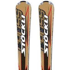Stockli 09 - 10 Cross Edition Skis (No Bindings / Flat) NEW !! 167cm