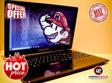 "Novatech Nspire C15B Laptop 15,6"" Intel Core i5-4210M 500GB HDD 6GB RAM WIN10"