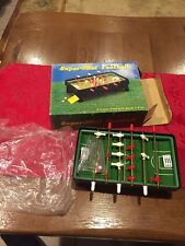 EXCELLENT CONDITION Super Mini Football Table Football Game