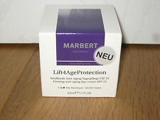 MARBERT LIFT4AGE  LIFT 4 AGE- STRAFFENDE ANTIAGE TAGESCREME 50 ML NEU OVP