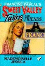 Mademoiselle Jessica (Sweet Valley Twins #46)-ExLibrary