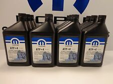 Chrysler Dodge Jeep New Automatic Transmission ATF+4 ATF4 Fluid 12 Quarts Mopar