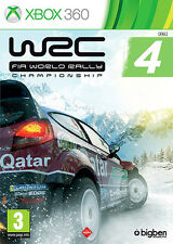 WRC 4: FIA World Rally Championship 4 ~ XBox 360 (in Great Condition)