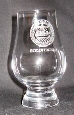 BOWMORE ISLAY CREST GLENCAIRN SINGLE MALT SCOTCH WHISKY TASTING GLASS