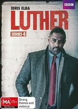 Luther : Series 4 DVD New/Sealed Region 4     season