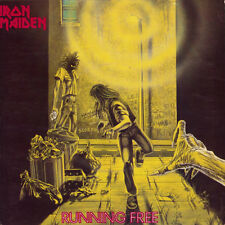 "IRON MAIDEN - RUNNING FREE 7"" Single NEW VINYL"
