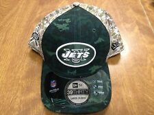 New York Jets MENS 2015 Salute to Service New Era Hat L/XL..Priority Mail!!