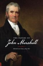 The Papers of John Marshall: Vol. V: Selected Law Cases, 1784-1800 (Pu-ExLibrary