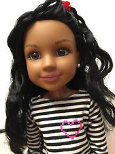 """Best Friends Club doll Calista, BFC INK, MGA, 18"""" 2010 Articulated"""