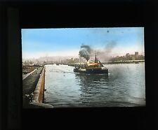CHERBOURG c. 1900 - Bateau Vapeur - 16