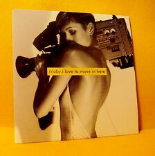 Cardsleeve single CD Moby I Love To Move In Here 2 TR 2008 Techno, Disco PROMO !