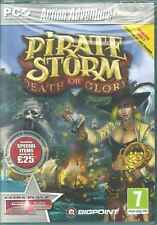 Pirate Storm Online, Limited Edition, Free Special Items Worth £25, PC Game NEW