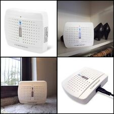 Comforday Electronic Rechargeable Wireless Mini Dehumidifier Prevent Mold/Mildew