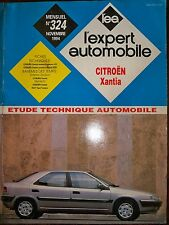"CITROËN Xantia (93-94) - Revue technique ""L'Expert Automobile"""