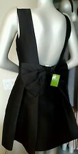 KATE SPADE OPEN BACK SILK        MINI DRESS, SIZE 10.                 60% OFF!!!