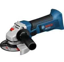 "BOSCH GWS 18 V-LI Professional Angle Grinder Body Only Power Tools (115MM /4.5"")"