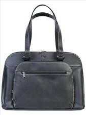 Scully 728-11 Black Leather Women's Laptop Briefcase