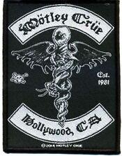 Motley Crüe Hollywood CA Parche/parche 602464 #