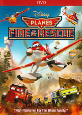 Planes: Fire & Rescue (DVD, 2014) Walt Disney