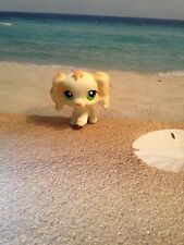LITTLEST PET SHOP COCKER SPANIEL PUPPY DOG # 91
