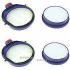 2 x Washable Pre & Post Motor HEPA Filters Kit For Dyson DC24, DC24i Vacuums