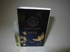 Vial New On Card Amouage Fate EDP 2ml 0.06oz Mens Cologne