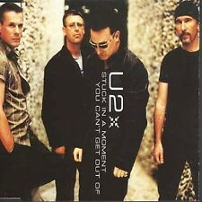 Stuck in a Moment You Can't Get Out Of [Single] by U2 (CD, Feb-2001, Island...