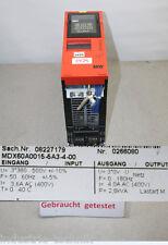 SEW Movidrive Convertitore di frequenza MDX60A0015-5A3-4-00 MDX60A00155A3400
