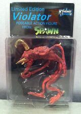 MCFARLANE TOYS LIMITED EDITION RED VIOLATER FROM SPAWN 1995